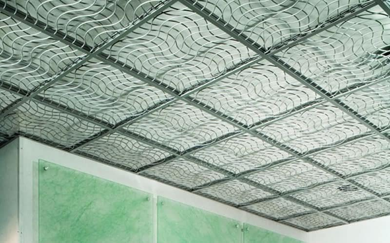 Metal Ceiling by Central Ceiling Systems, Inc.
