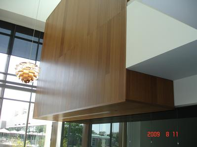 Wood Wall Panels from Central Ceiling Systems
