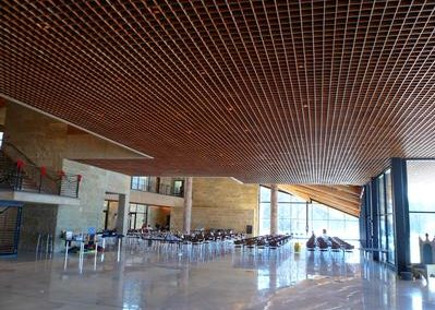 Acoustical Ceiling from Central Ceiling Systems